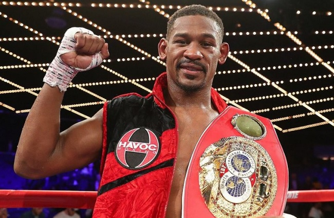 facts about Daniel Jacobs
